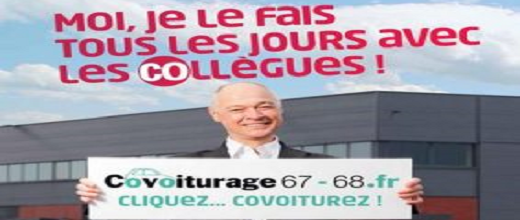 Parkings relais – covoiturage