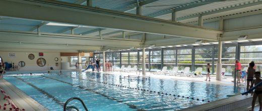 Réouverture de la piscine le 15 juillet