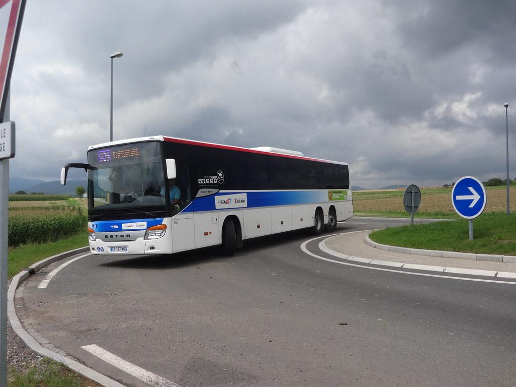 Nouveauté Ligne 235 : possibilité de se rendre dans la zone de loisirs du Trèfle depuis Wasselonne !