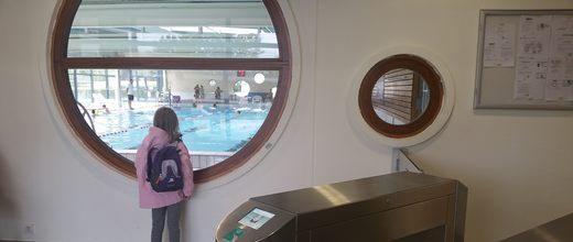 Aménagements et nouveautés à la piscine intercommunale