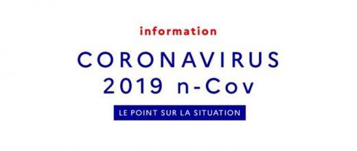 Le point sur la situation Coronavirus