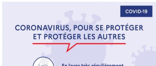 COVID-19 : MESSAGE DES PROFESSIONNELS DE SANTE DE LA CCMV