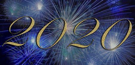 Très bonne et heureuse année 2020