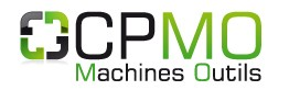CPMO machines outils